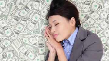 seeing money in dream full meaning