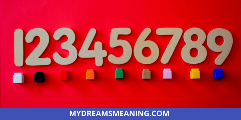 Dream Meaning of Numbers