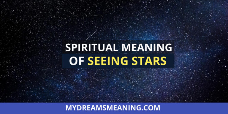 Spiritual Meaning Of Stars In A Dream Stars In Dream Meaning